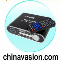 HDD Enclosure - Hi-Def DVR and Media Player