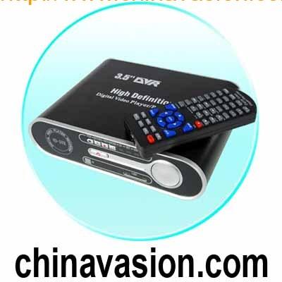 HDD Enclosure - Hi-Def DVR and Media Player