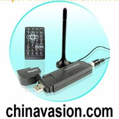 Digital TV and Analog TV Receiver (ATSC)