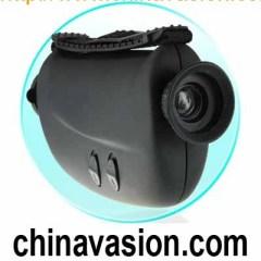 Night Vision Monocular With Infrared Illuminator