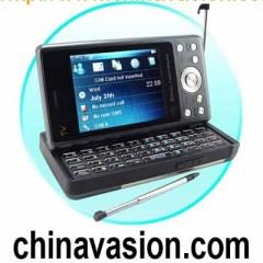 PDA Cellphone - QWERTY Keyboard + Dual SIM