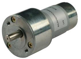 Motor DC spur gear