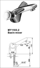 bathroom basin tap