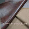 Pu Coated Leather Fabric For Car Seat Cover