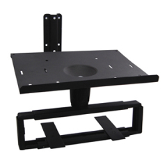 Silver Wall Bracket for CRT TV