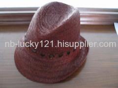 Raffia Braided Hats
