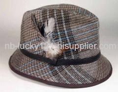 Lady Felt Hat
