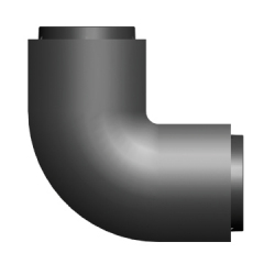 Cable Cover Corner Joint