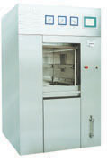 Mechanized Doube door pulsant vacuum sterilizer