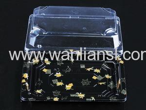 Plastic food contianers
