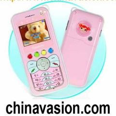 Kids Pink Cellphone