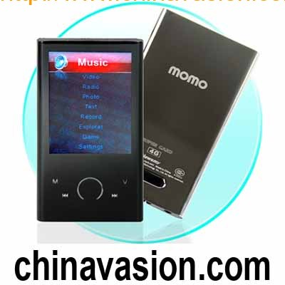 Touch Button MP4/MP5 Player