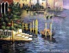Handmade Venice Oil Painting On Canva