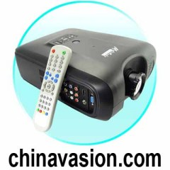 Multimedia LCD Projector with HDMI and DVB-T