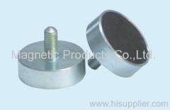 Ferrite Pot Magnet