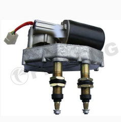 wiper motor with bracket