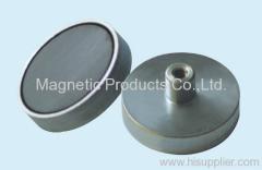 Pot Magnet Cup