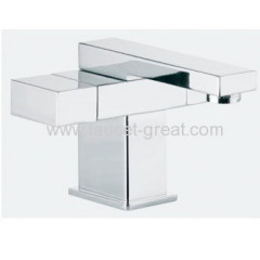 Square Bathroom Water Faucet