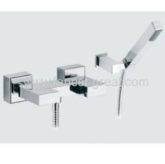 Double handles Shower Faucets