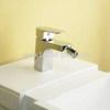 SIngle handle deck mounted bidet mixer