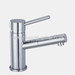 Single Handle washroom faucets