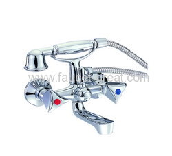 Two handles bathtub Faucets