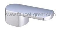 basin faucet lever