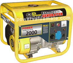 Portable Gasoline Power Generator