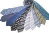 Pure Printed Silk Necktie