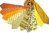 Patterned Printed Silk Necktie