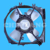 FORD&MAZDA RADIATOR FAN ASSY