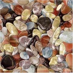 Art Crystal Polished Ceramic Tile