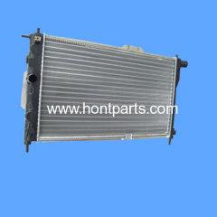 copper Benz radiator