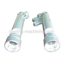hydraulic shock absorber design