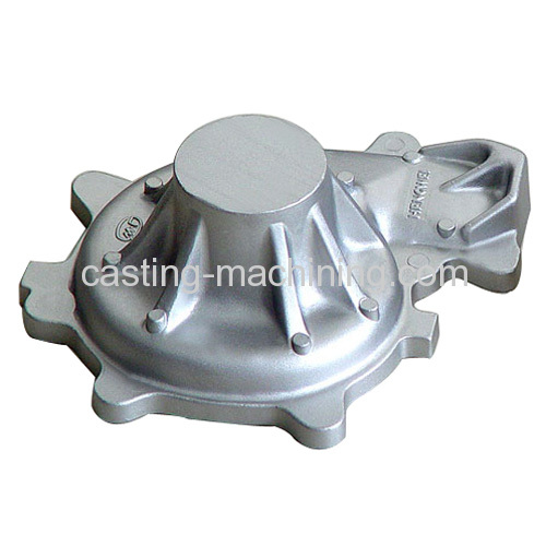 aluminum spare parts of motorcycle
