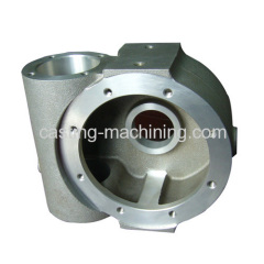 custom aluminum casting cheap motorcycle parts
