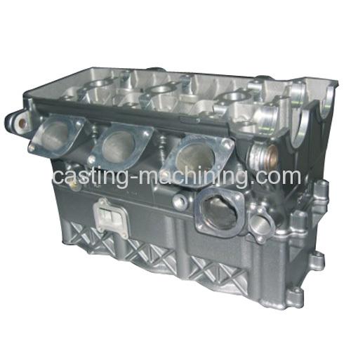 aluminum alloy engine cylinder block components