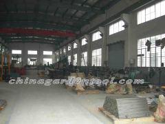 our workshop of log splitter