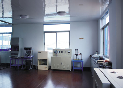 A Corner Of The Laboratory