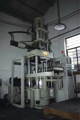 Rubber Injecting Machine
