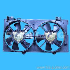 MAZDA radiator cooling fan