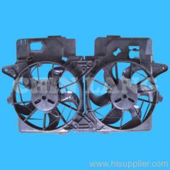 mazda electric fan