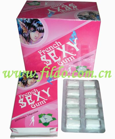 French Sexy Gum