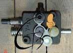 CA valve log splitters