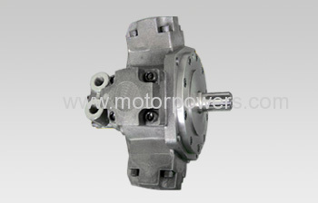 Piston hydraulic motors