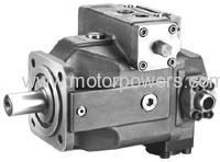 hydraulics component axial piston pumps