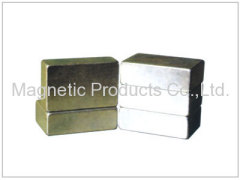 Permanent Block Magnet