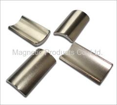 neodymium segment magnets manufacturers