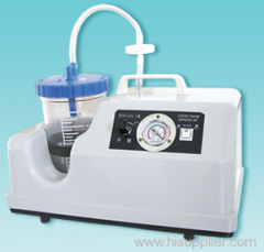 portable sputum suction