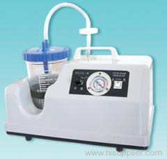 portable sputum suction